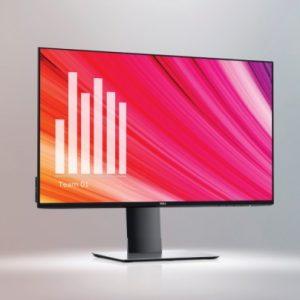 "LCD 23.8"" DELL U2419H Wide Ultrasharp"